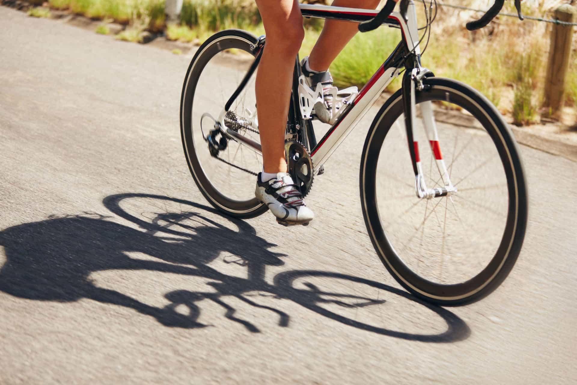 mijn hobby is wielrennen