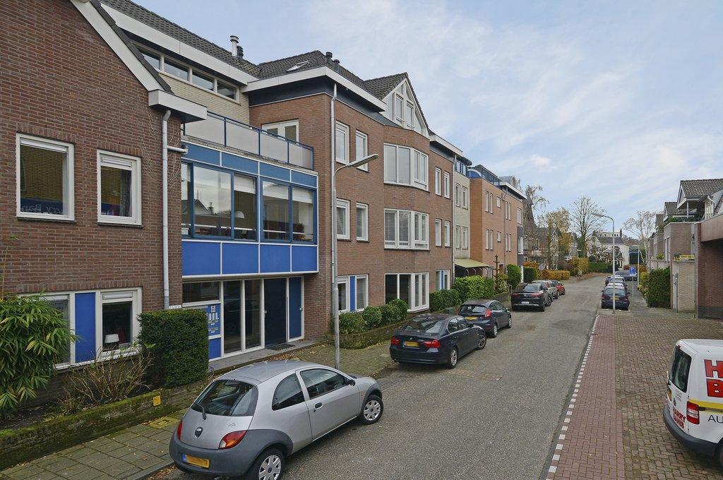 mooi wonen in Bussum Appartement Spiegeldwarsstraat 27